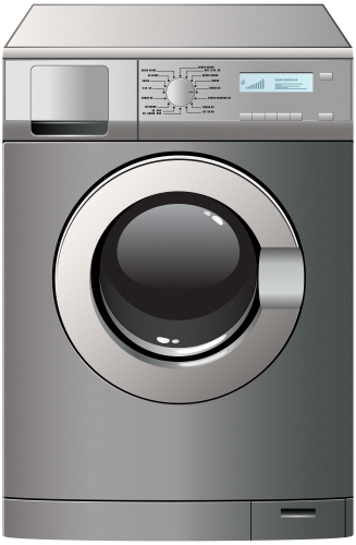 18+ Washing machines clipart black and white information