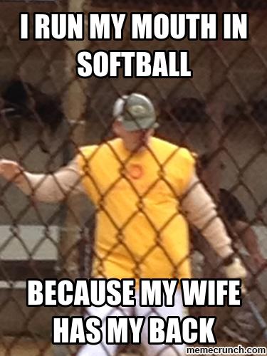Softball Meme Google Search Softball Humor