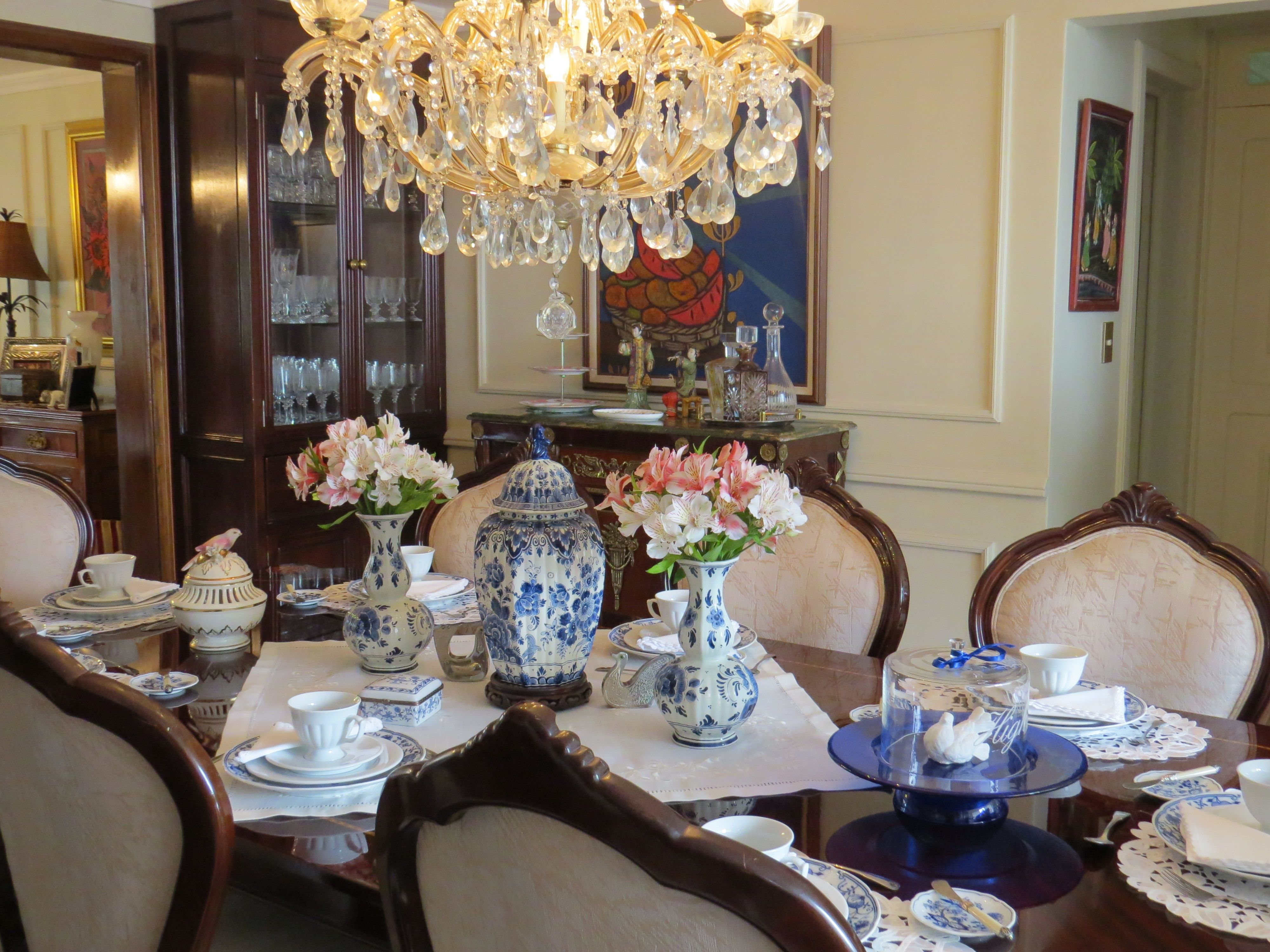March Spring High Tea  FABBY'S LIVING