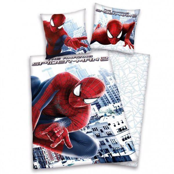 Amazing Spiderman Sengetøj