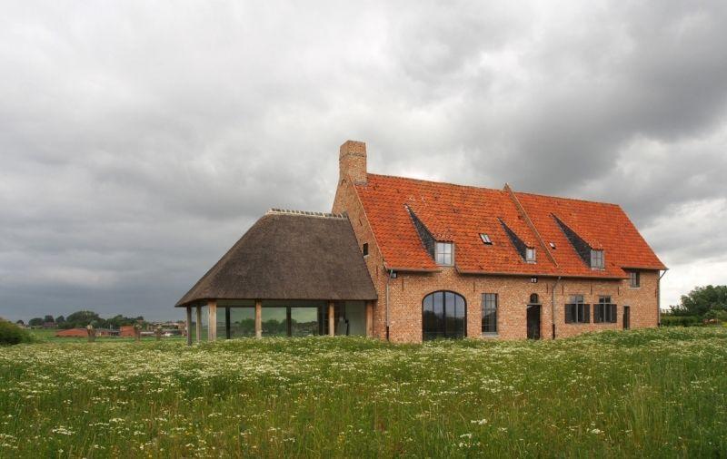 Farm aarsele glenn reynaert house farming house
