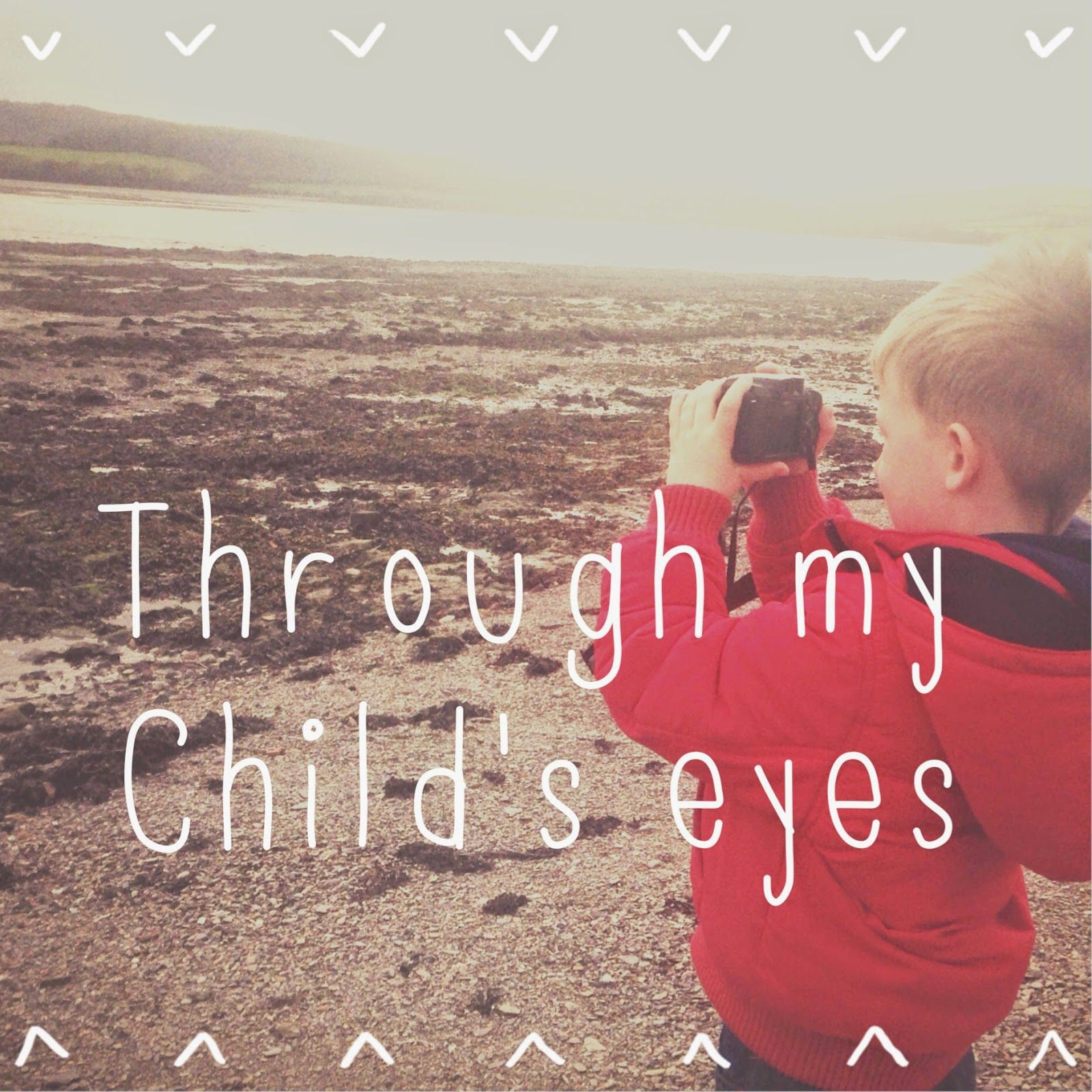 Through my child's eyes. A link up for photos taken by children. #parentblogger
