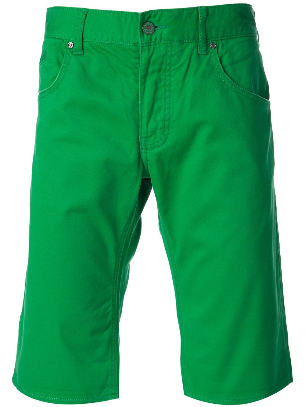 Armani Jeans Slim Low Rise Shorts | Men's Shorts | Pinterest