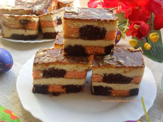 Kulinarne Fantazje Marioli Ciasta S Anastazji Cakes Cookies
