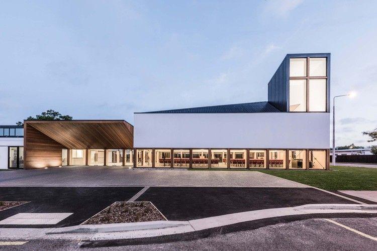 Igreja Metodista do Norte em Christchurch / Dalman Architecture, © Stephen Goodenough