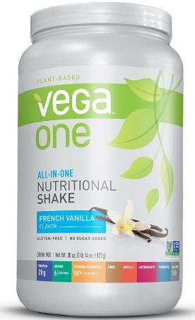 Vega One Nutritional Shake Review Vega One Vs Shakeology Fitness