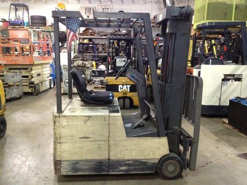 97 crown 30sctt 3 000 lb capacity 3 wheel electric forklift rh pinterest com Crown Forklift Event Codes Crown Forklift Event Codes