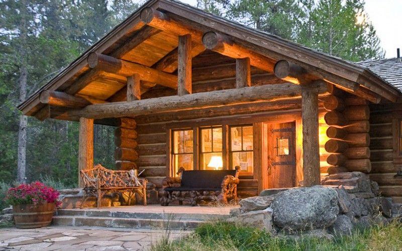 Pin von Chad Albrecht auf cabin Haus, Blockhaus häuser