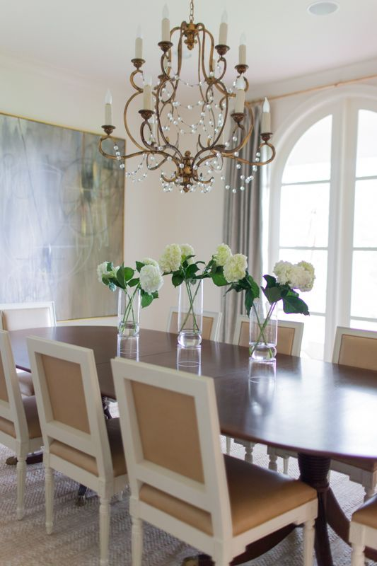 Glam And Simple Dining Room Design  Summer House Design  Dining Amusing Simple Dining Room Decorating Inspiration