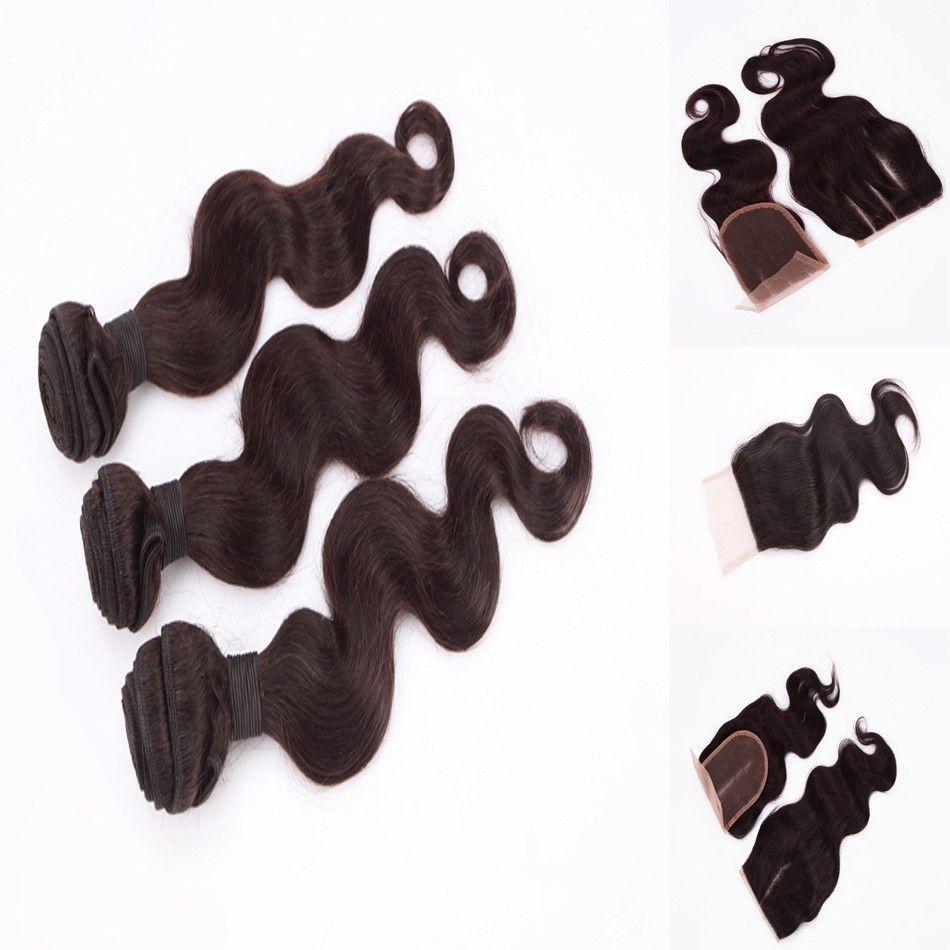 Brazilian virgin remy hair a bundles weaves upcs free part