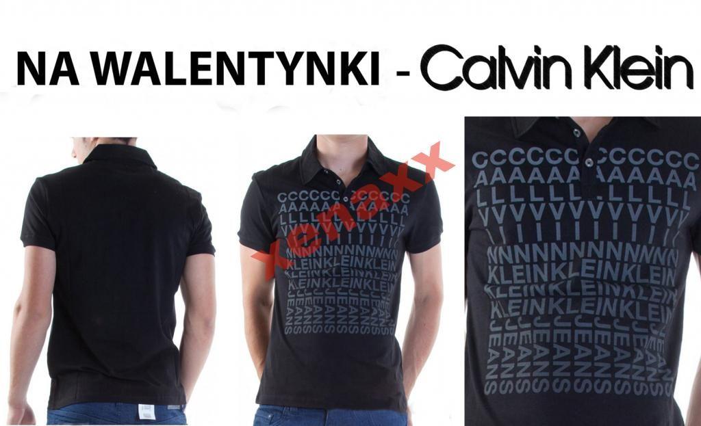 Calvin Klein Polo Rozm Xl Nowe Trendy 5143188003 Oficjalne Archiwum Allegro Calvin Klein Calvin Klein