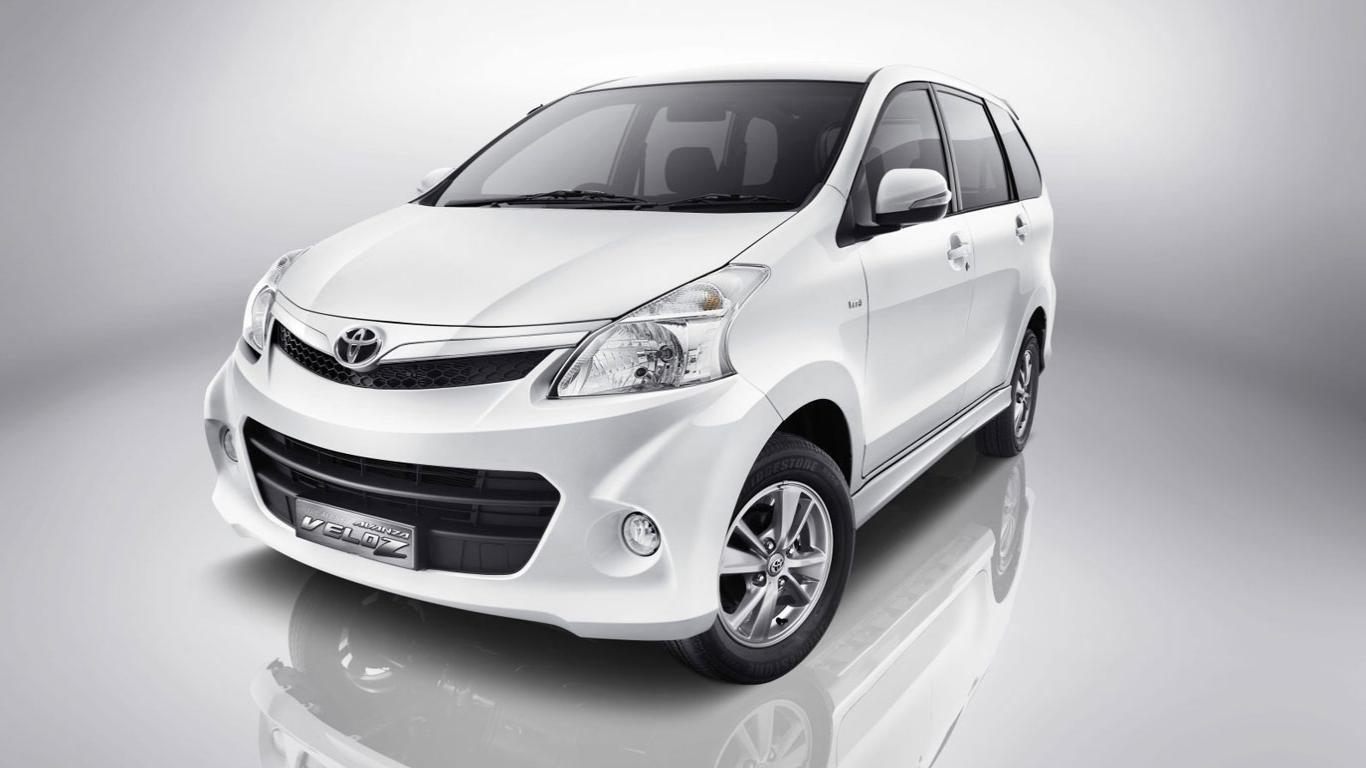 Toyota All New Avanza Veloz Front Toyota Mobil Mobil Bekas