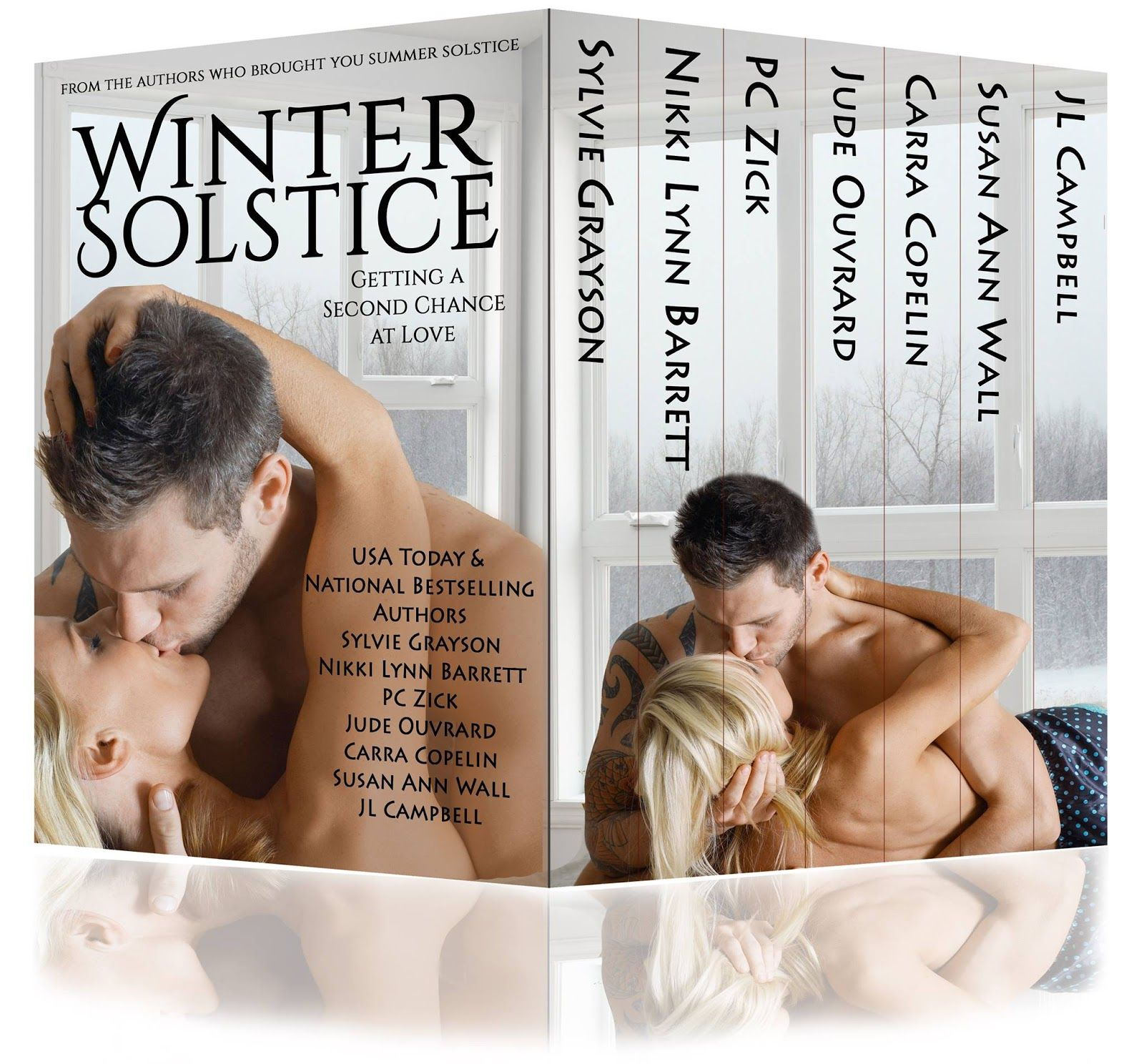 WINTER SOLSTICE   Getting A Second Chance At Love #Boxset #MultiAuthor #6FeetUnderBooks http://6feetunderbooks.blogspot.com/2017/01/winter-solstice.html