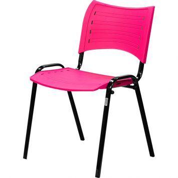 Cadeira de Escritório Londres Rosa Fabone