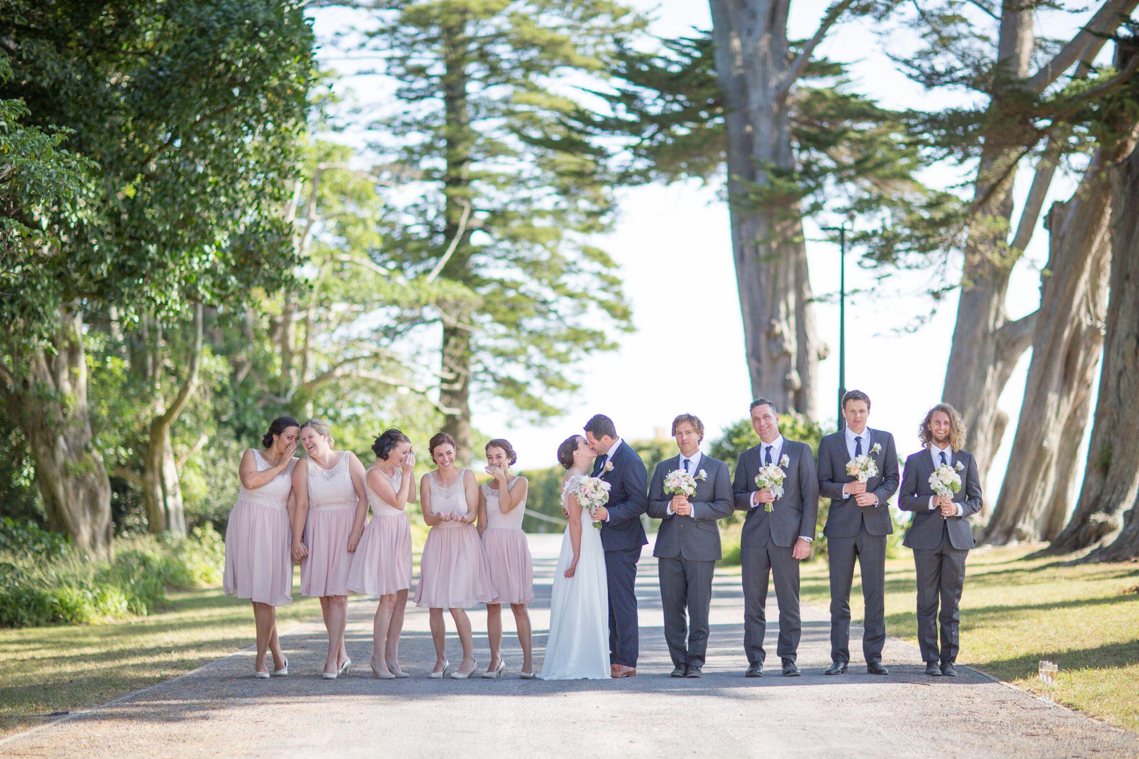 33+ Grey bridesmaid dresses with groomsmen ideas