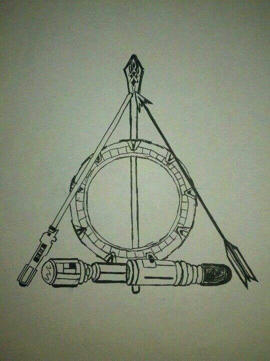 Nice Fandom Tattoos Gaming Tattoo Stargate