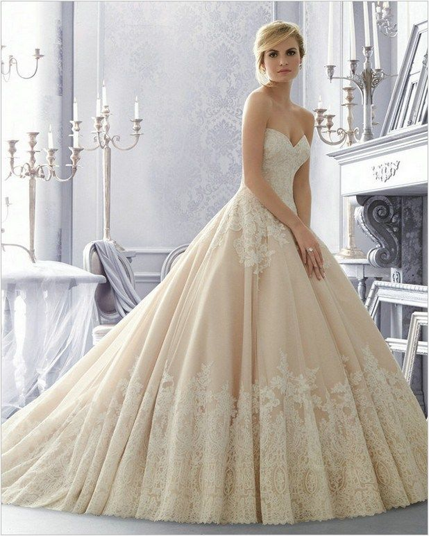Princess Cut Wedding Gown – Home Decoration Ideas | hondudiariohn ...