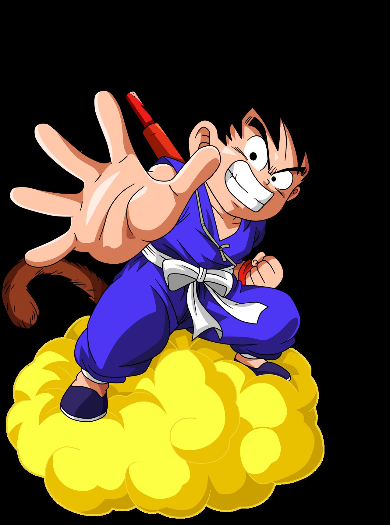 Dragon Ball Kid Goku 43 By Superjmanplay2 On Deviantart Kid Goku Dragon Ball Image Dragon Ball