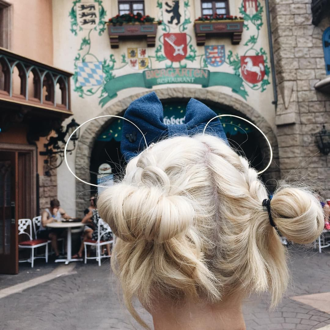 Pin by Kass on D I S N E Y W I T H S Y D  Disney hairstyles