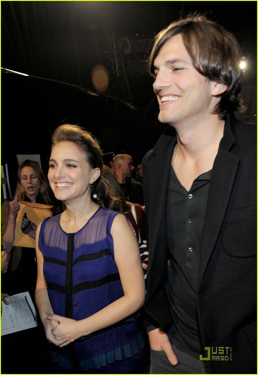 Ashton kutcher and natalie portman dating