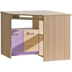 Photo of Reduced desks with storage space