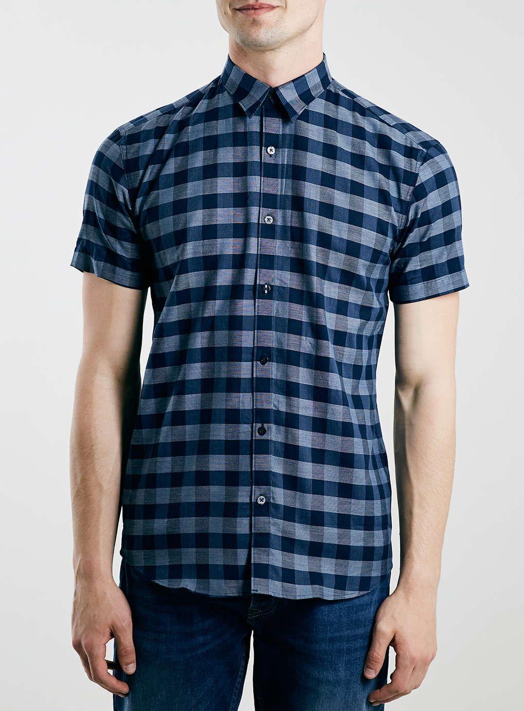 c0c0e1da089 Selected Homme Navy Shirt