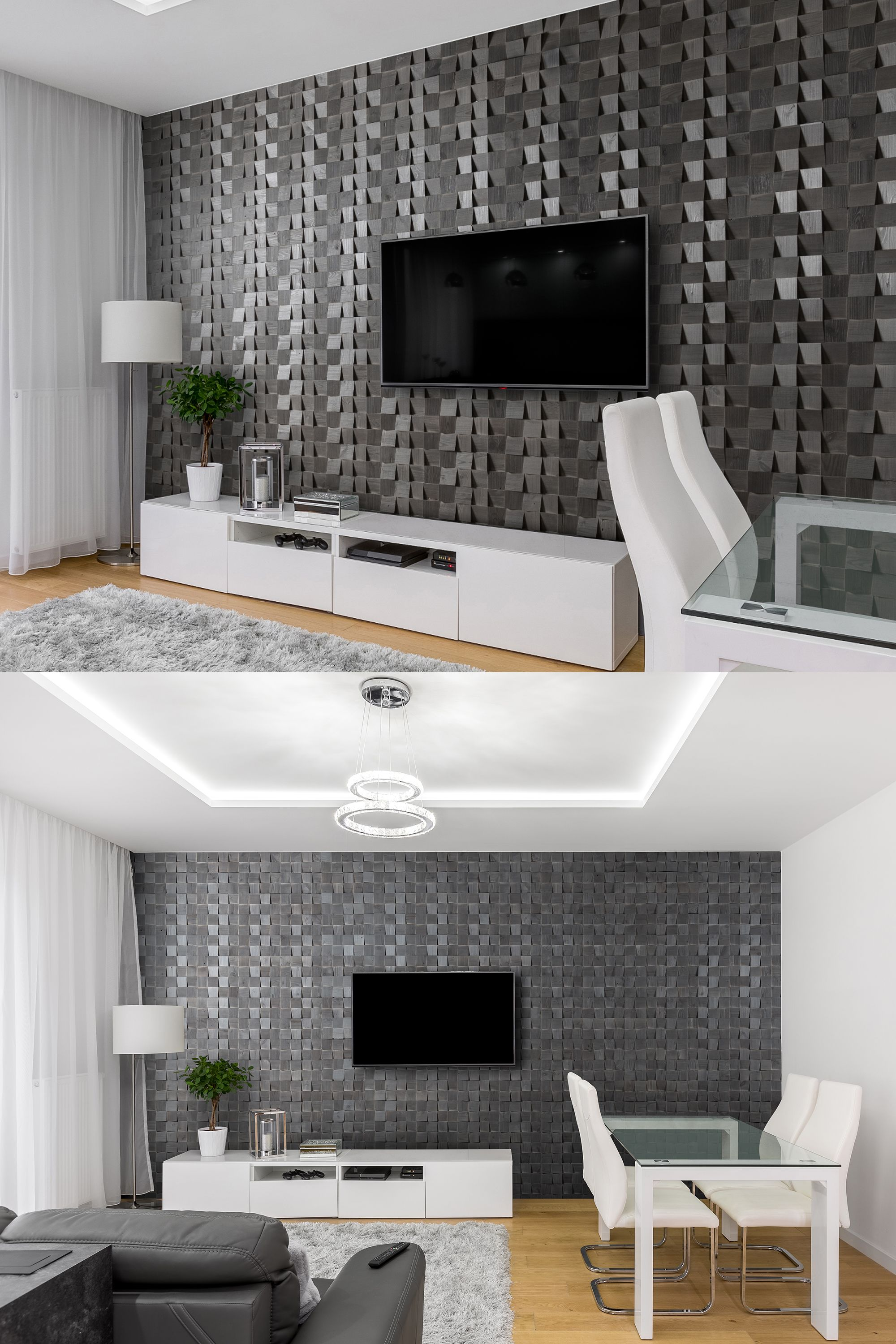 Wall Panels With Images Interior Design Living Room Wooden