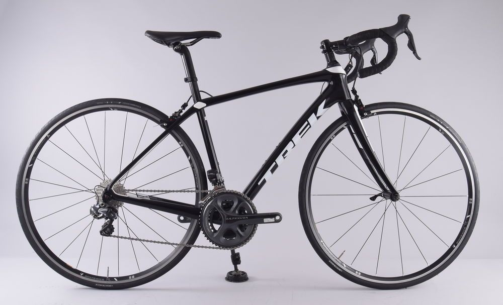 2017 Trek Domane Sl Carbon Road Bike 50cm Endurance Shimano Ultegra Di2 11 Speed Roadbike Bike Carbon Road Bike Local Bike Shop