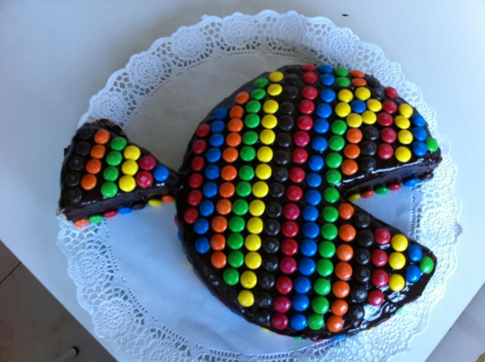 Birthday cake for your son!