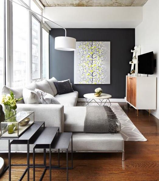 Cruciale tips voor het inrichten kleine woonkamer #Interieur ...