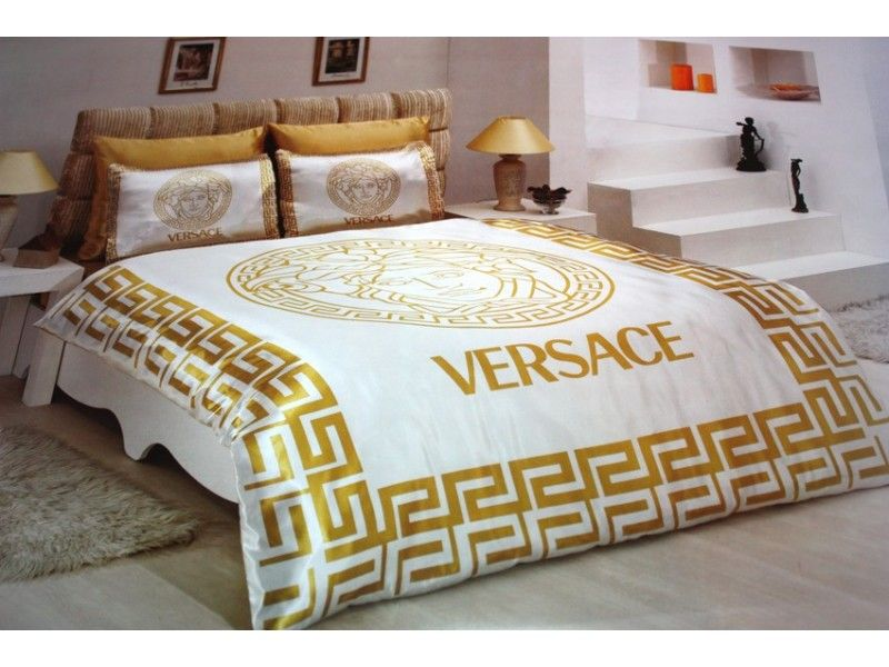 Versace Sheets In Either Black Or Whtie My Style In