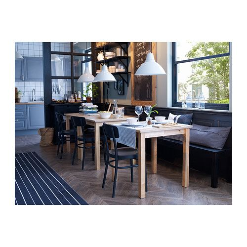 Idolf Chair Black  Room Dining And Room Ideas Simple Ikea Dining Room Chairs Sale 2018