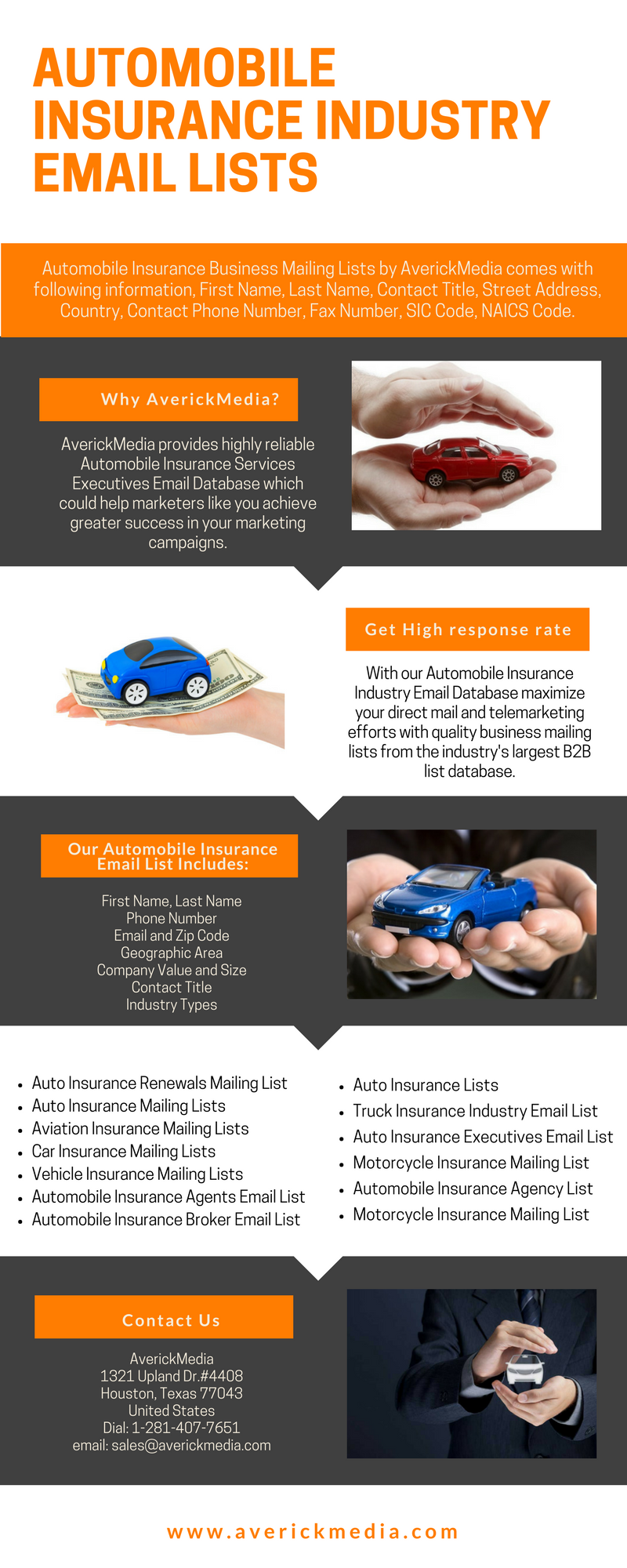 Expanding Business Scope With Averickmedia S Automobile Insurance