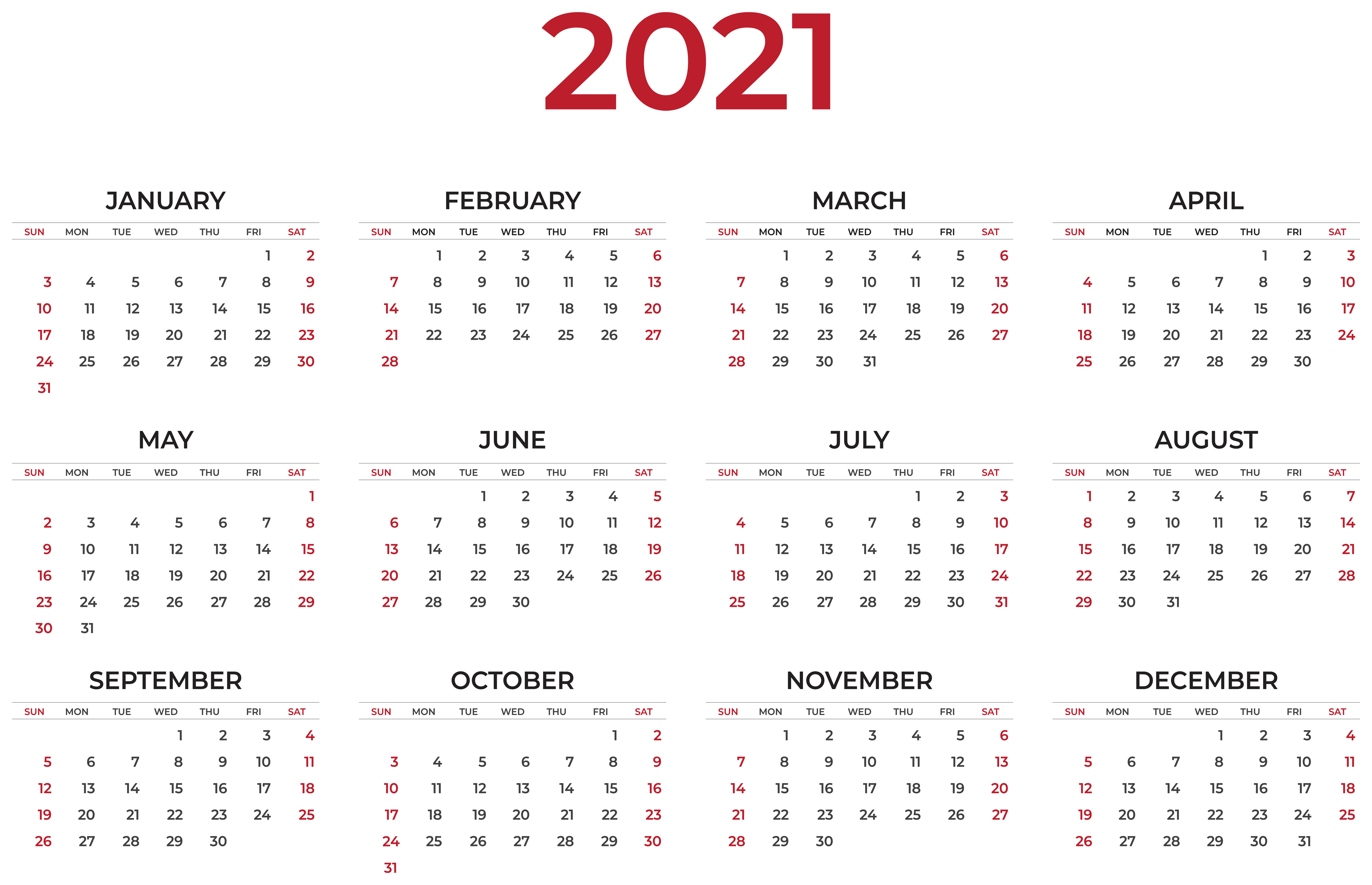 2021 Calendar Transparent Clipart Gallery Yopriceville High Quality Images And Transparent Png Free Clipart Clip Art 2021 Calendar Free Clip Art