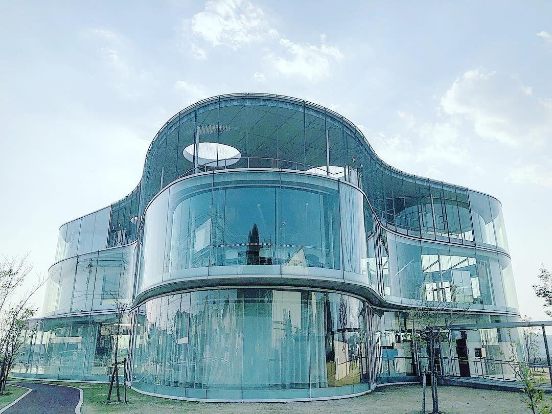 豊田市生涯学習センター逢妻交流館 by 妹島和世 | Architectural ...