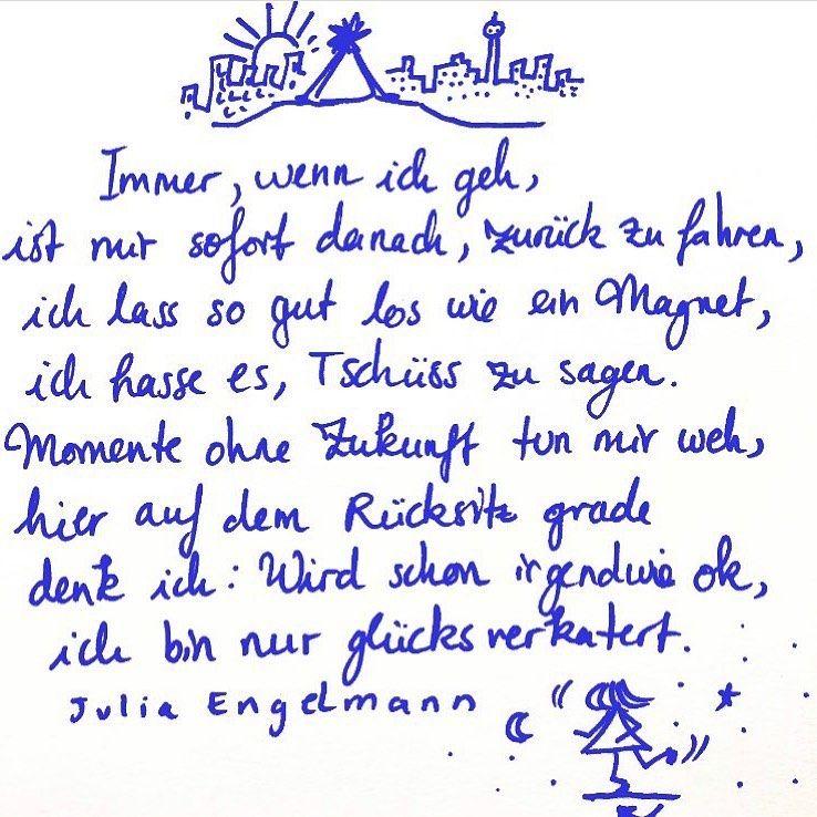 Pin Von Geraldine Wunderlich Auf Wundervoll In 2020 Inspirierende Spruche Julia Engelmann Zitate Zitate Uber Das Weitermachen