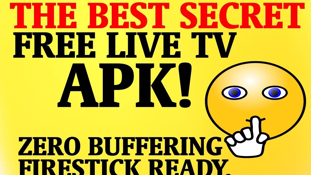BEST KEPT SECRET LIVE TV APK - FORGET ABOUT MOBDRO
