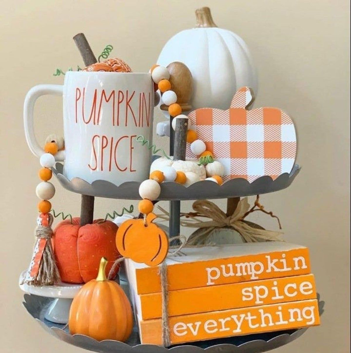Rae Dunn Inspired Mug in 2020 Fall halloween decor