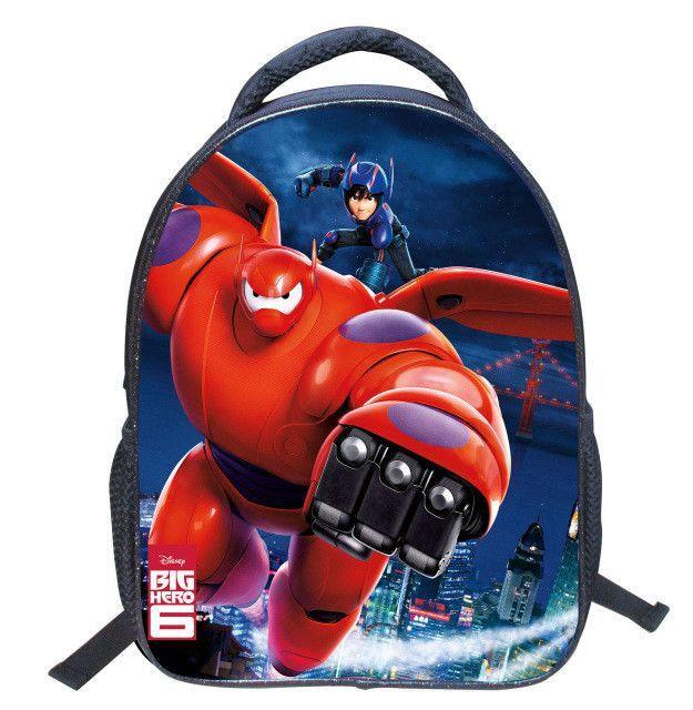 965f556c34 Cartoon Nylon Kids Backpacks Spiderman Mini Schoolbag Kid Bags Kindergarten  Backpack Children School Bags Girls Boys