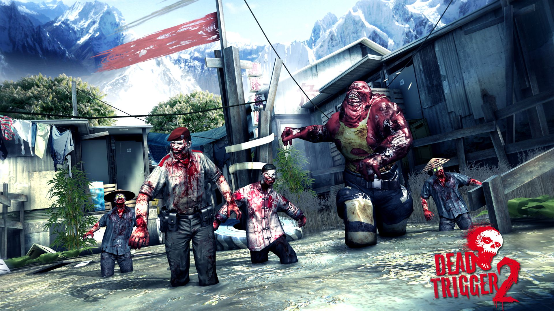Dead Trigger 2 For Pc Free Download Http Gameshunters Com