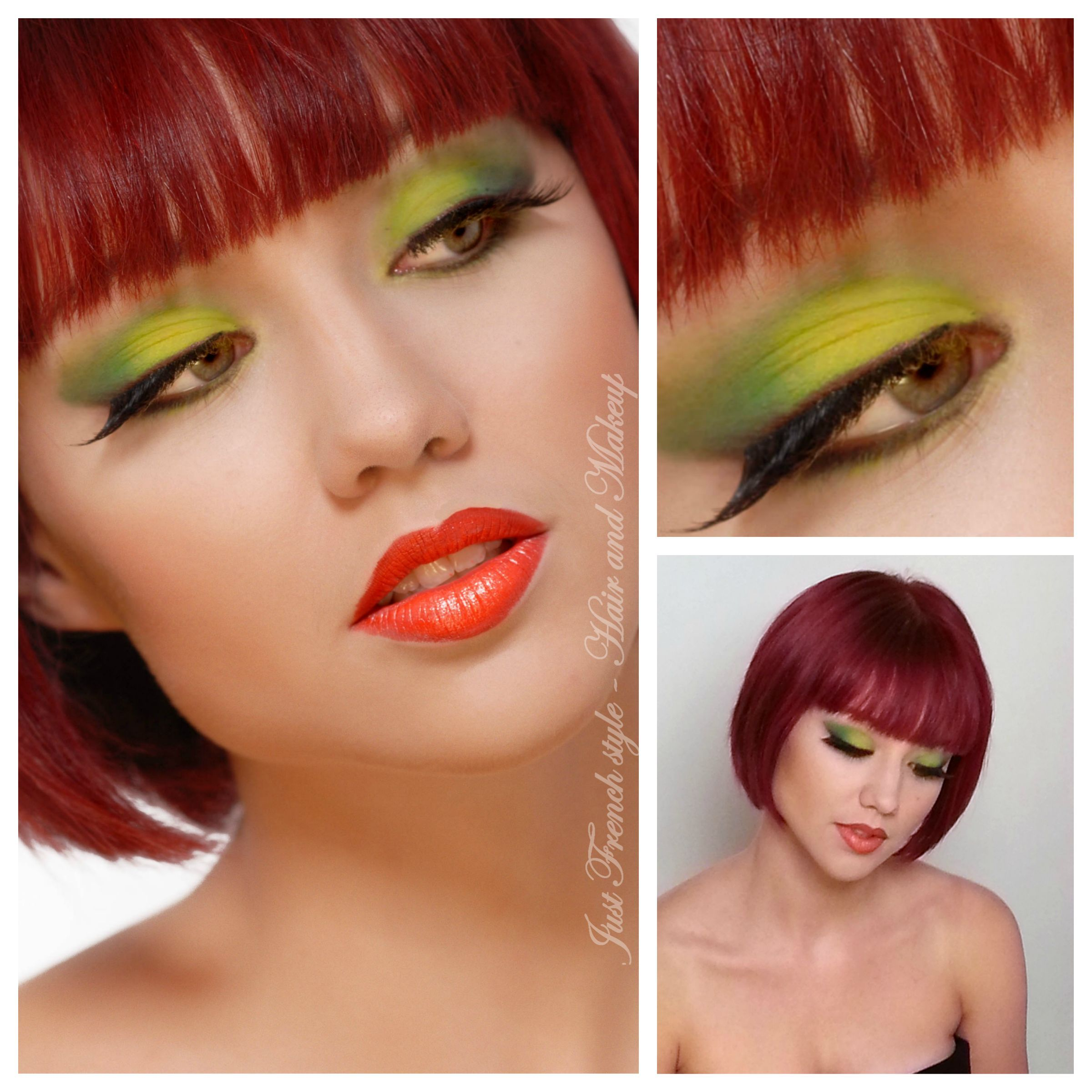 London Make Up Artist Mobile Hairtsylist Www Justfrenchstyle