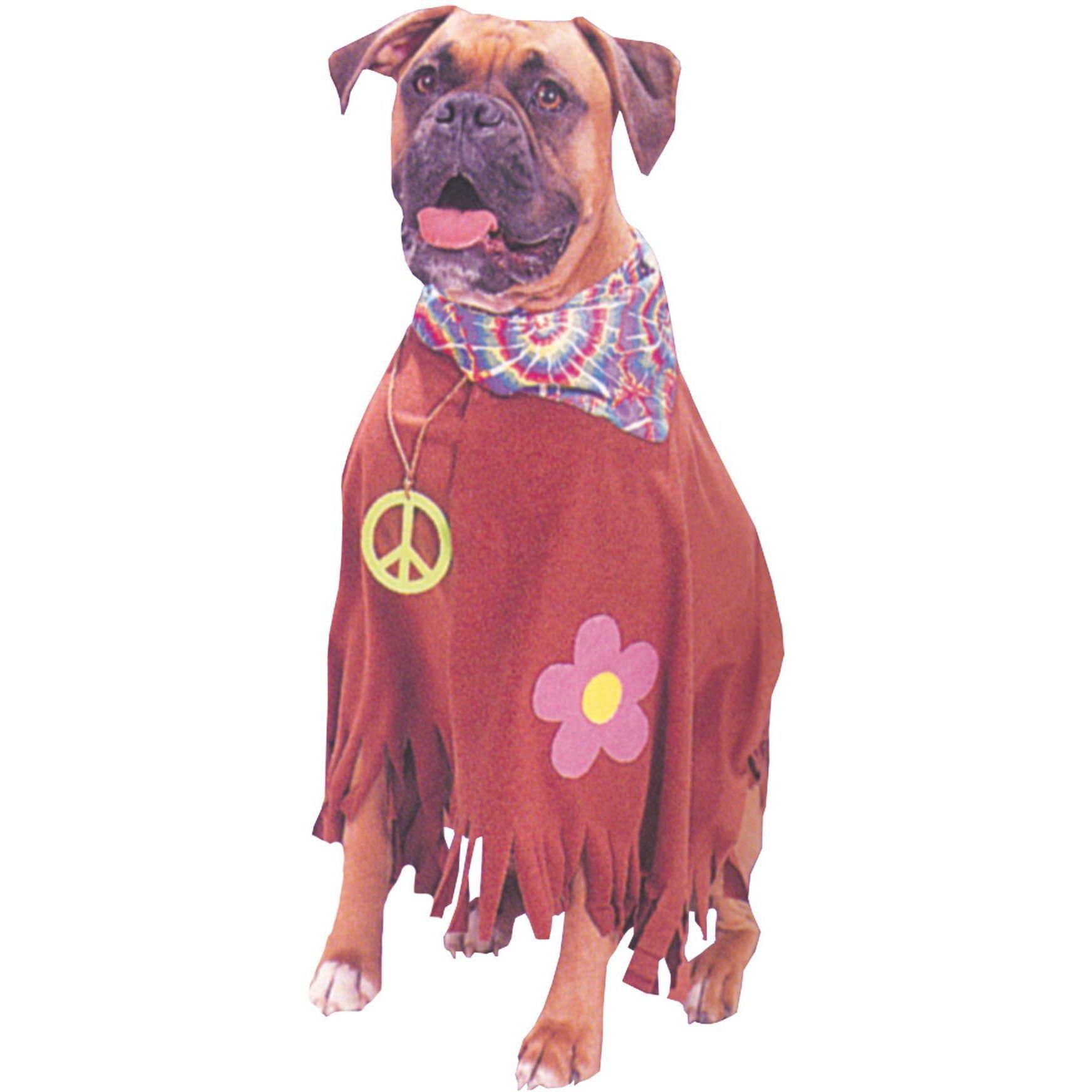 Pet Costume Hippie