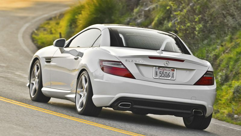 2013 #Mercedes-Benz SLK 350 compared! | Car Comparison and