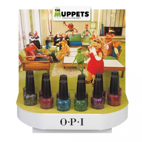 upcoming OPI Muppets collection..have some of these :)