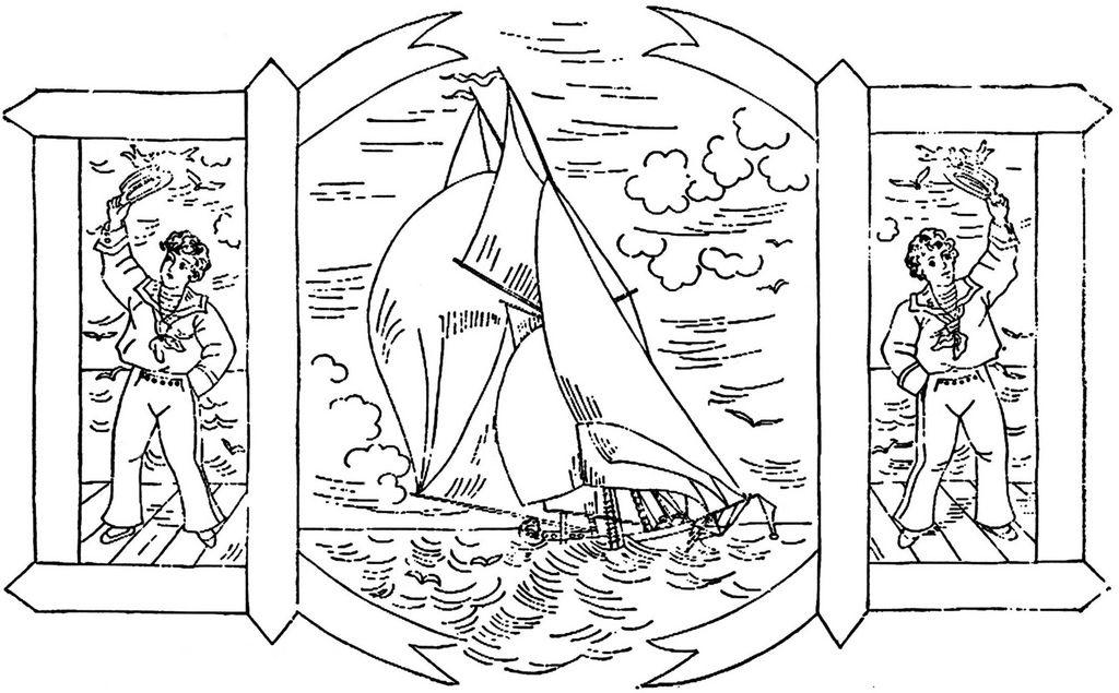1886 Ingalls Nautical Scene | Flickr - Photo Sharing!