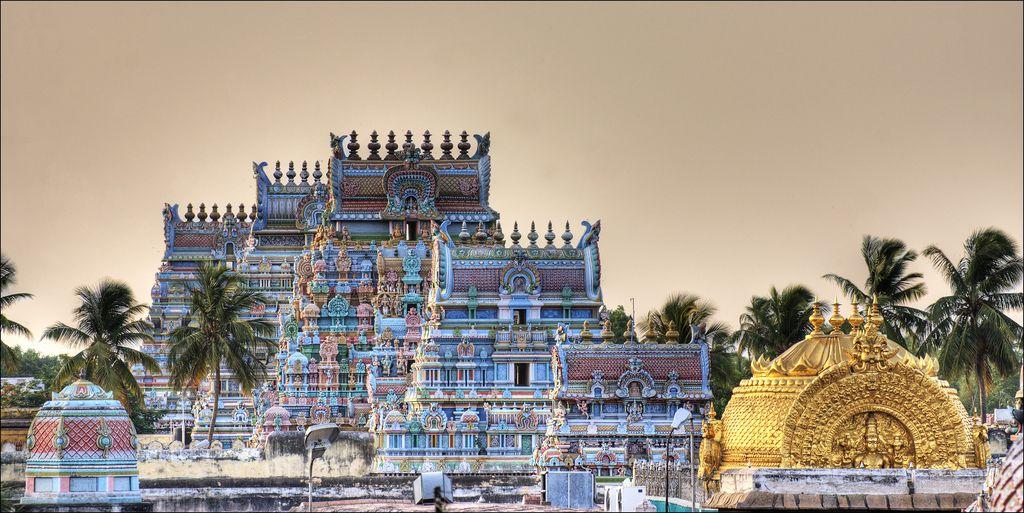 Image result for SRI RANGANATHASWAMY TEMPLE, INDIA