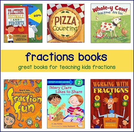books for fraction lesson plans fun math themed children 39 s books math teaching fractions. Black Bedroom Furniture Sets. Home Design Ideas