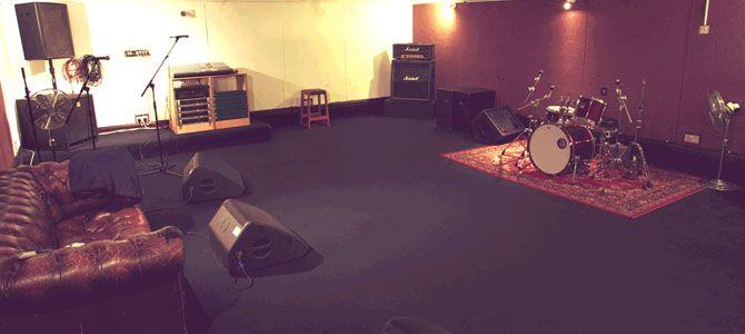 Band Room Rehearsal Studios Music Room Design Rehearsal Room
