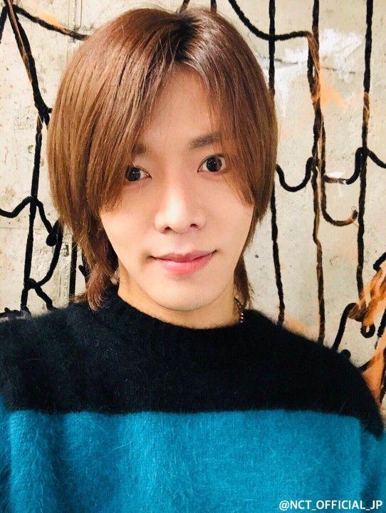Pin by Marlene on 中本悠太 (유타) | Nct yuta, Long hair do, Nct
