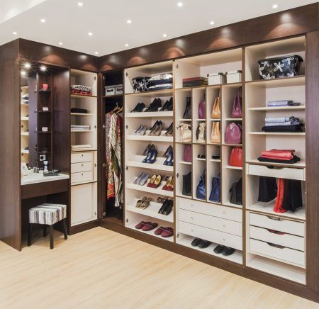 صور خزائن ملابس مودرن تصميمات خزينة الملابس ميكساتك Dressing Room Closet Closet Designs Bedroom Closet Design
